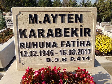 Photo of İzmit Mezar Taşı Yazıları